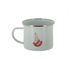 Mug métal