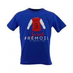 T-shirt Je suis rémois 18-19