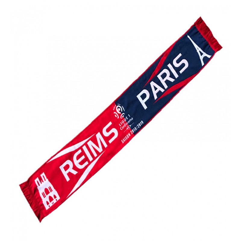 Echarpe match Reims / Paris