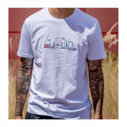 T-shirt Skyline