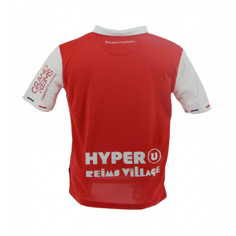 Maillot domicile junior