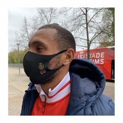 Masque logo or