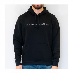 Sweat Maison de Football noir